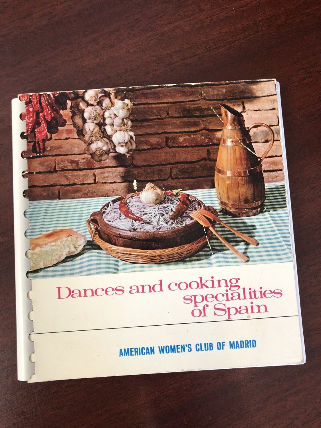 Dances and Cooking Specialties of Spain