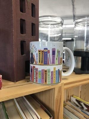 My Bookshelf Coffee Mug