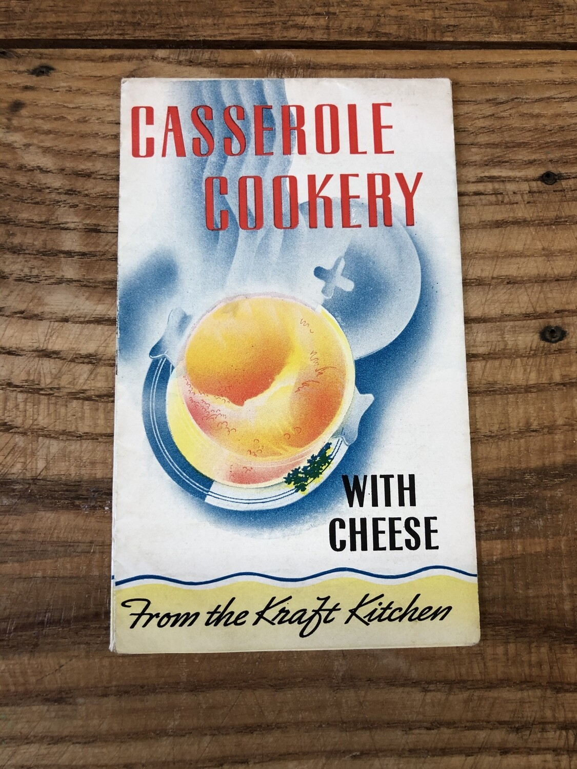 Casserole Cookery with Cheese