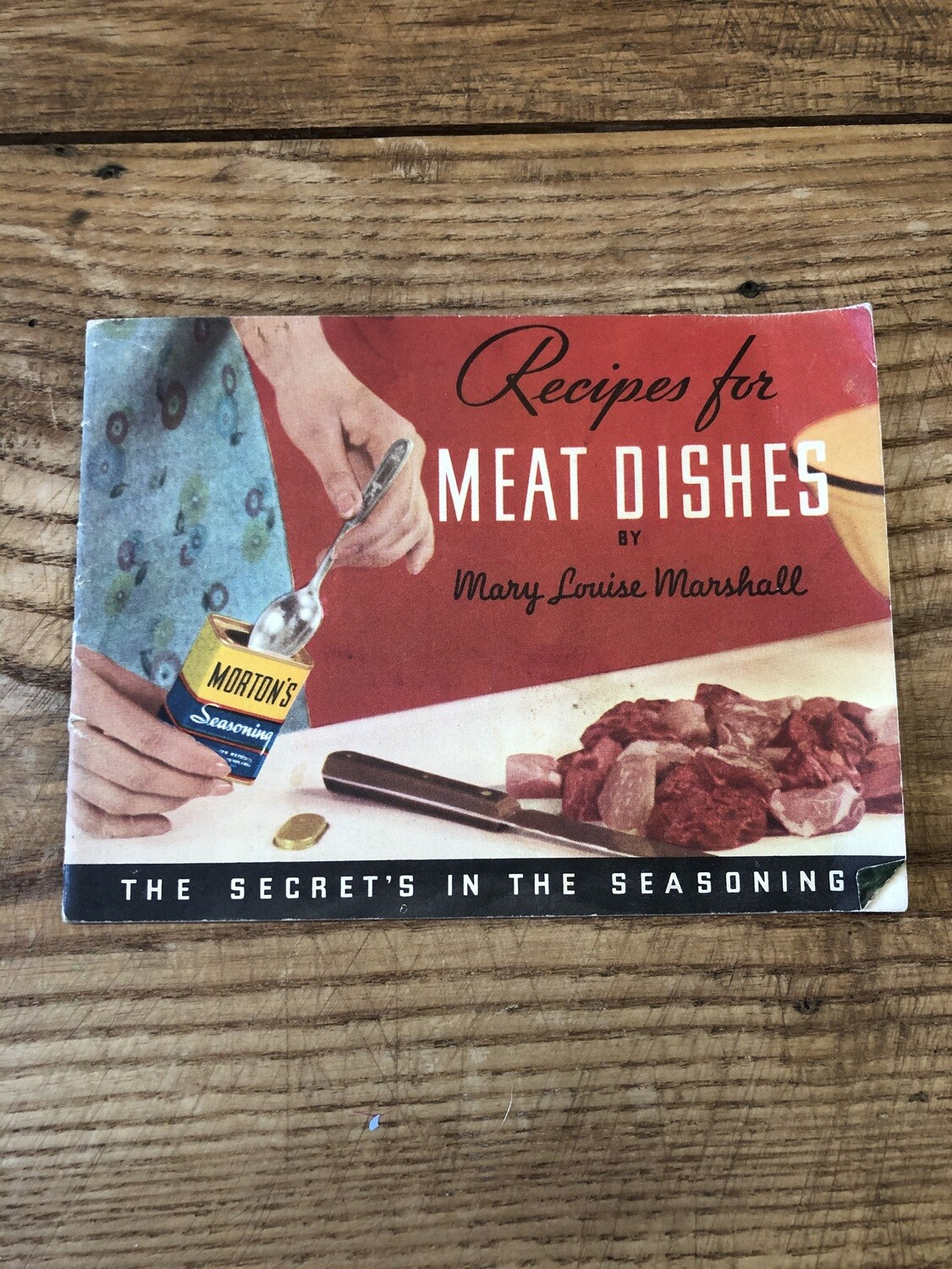 Recipes for Meat Dishes