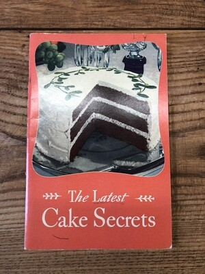 The Latest Cake Secrets