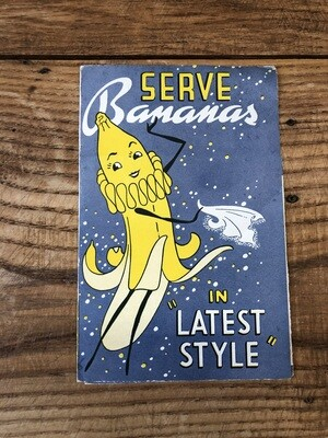 Serve Bananas