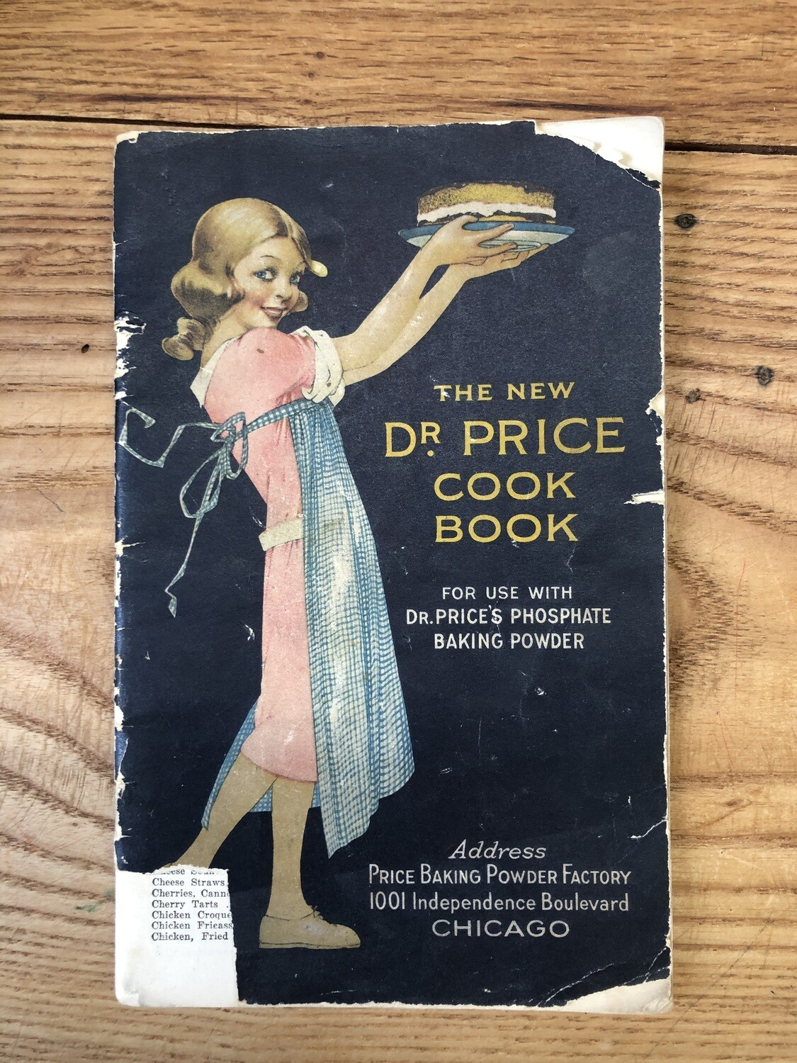 The New Dr. Price Cook Book