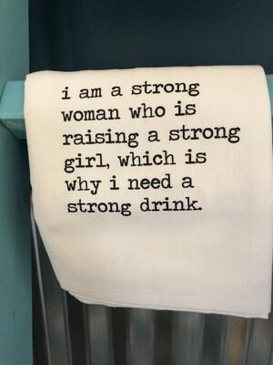Raising a Strong Girl