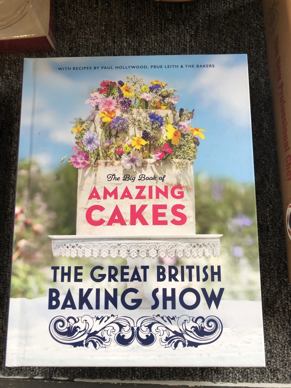 Big Book of Amazing Cakes