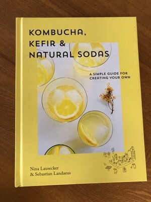 Kombucha, Kefir, and Natural Soda
