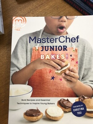 Masterchef Junior Bakes