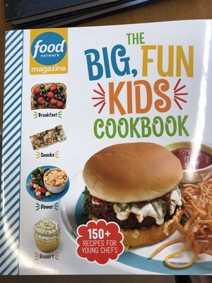 The Big Fun Kids Cookbook