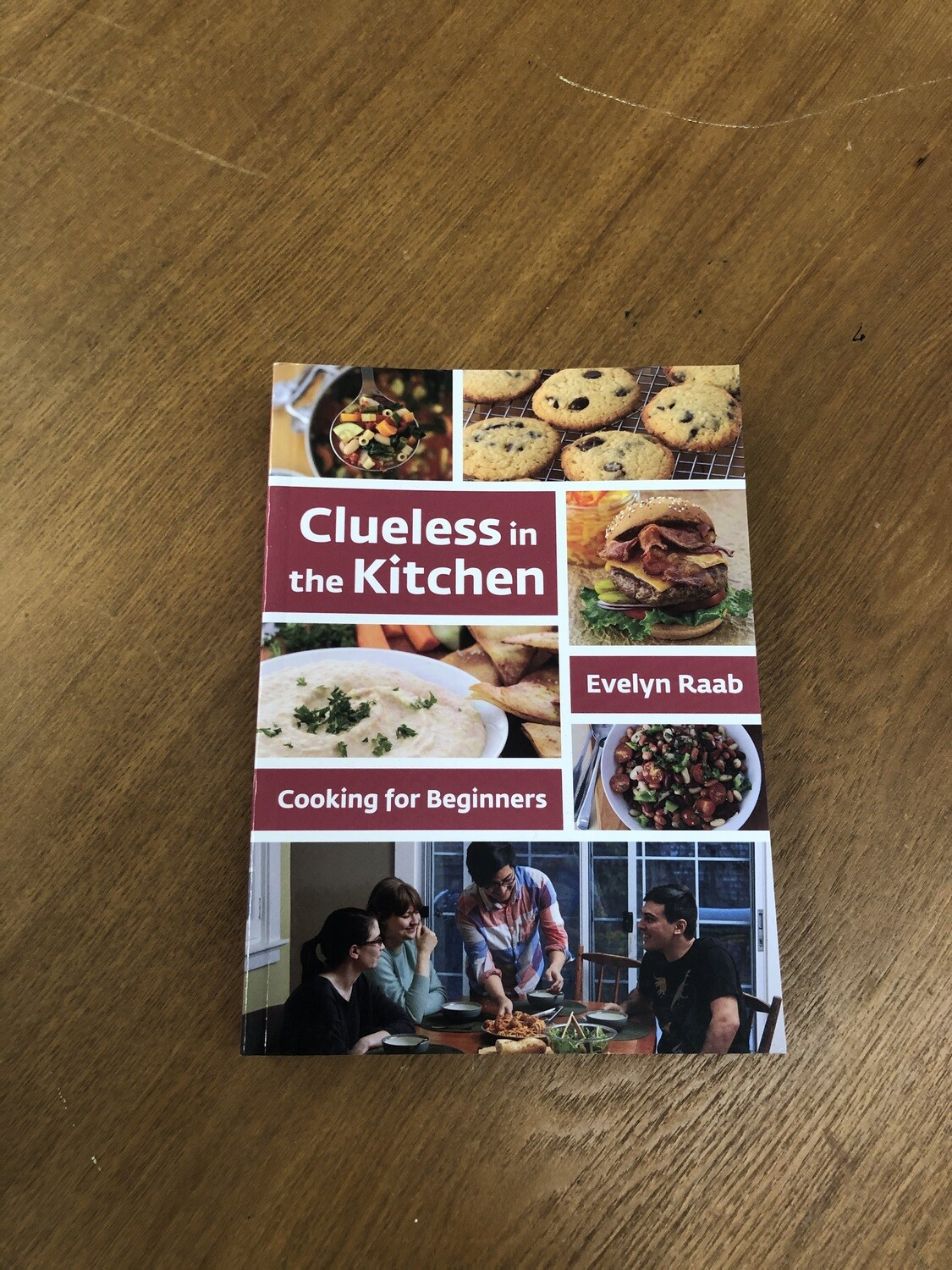 Clueless in the Kitchen
