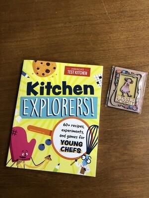 Kitchen Explorer Gift Bundle