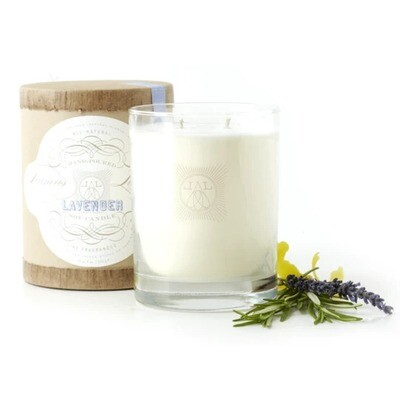 Linnea's Lights Lavender 2-Wick Candle
