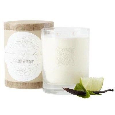 Linnea's Lights Cashmere 2-Wick Candle