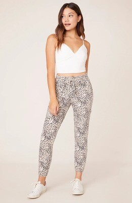Cheetah Jogger Pants