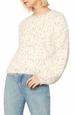 Cream Confetti Whitney Sweater