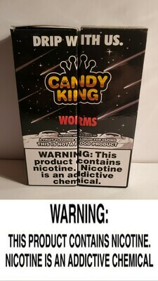 Candy King Worms
