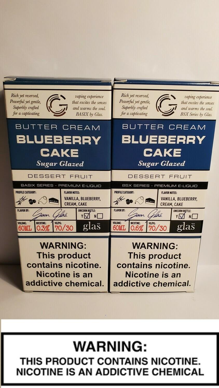 Glas Juice - Blueberry Cake