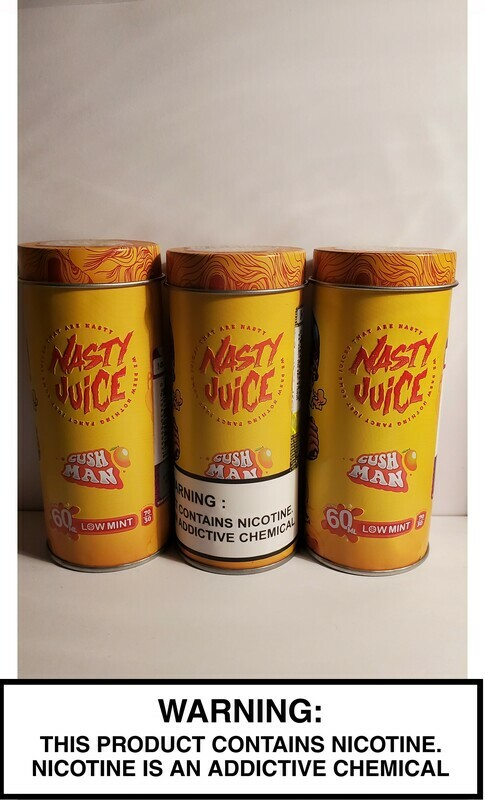 Nasty Juice - Cushman