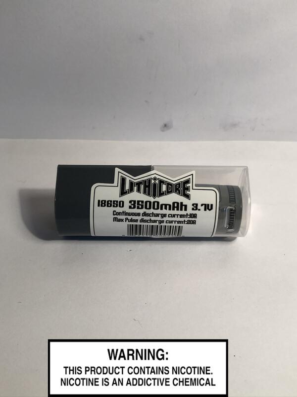 Lithicore 18650 Battery (3500mah)