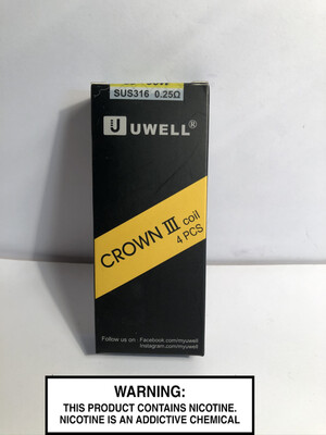 UWELL Crown 3 Coil Pack