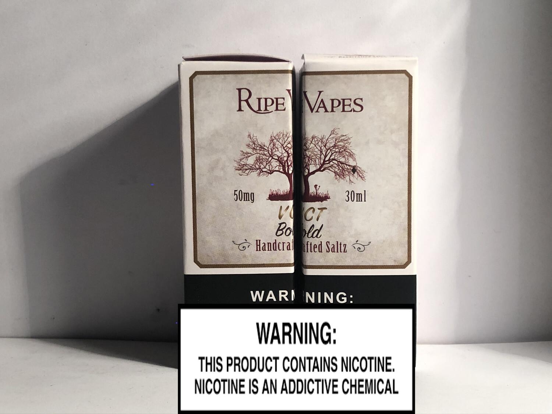 Ripe Vapes VCT Salt