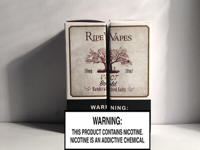 Ripe Vapes VCT Salt