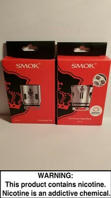 Smok TFV12 Prince Coils