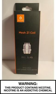 Geek Vape Zeus Mesh Coil Pack
