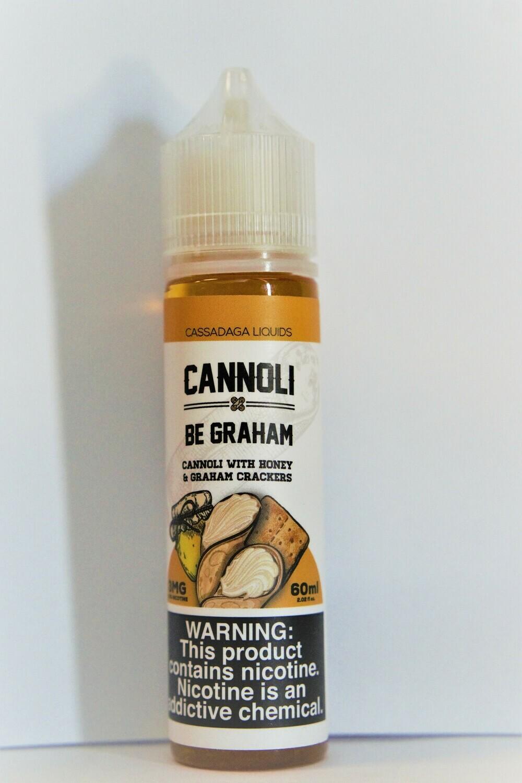 Cassadaga- Cannoli be Graham Cracker