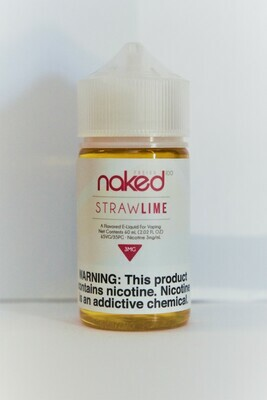 Naked 100 - Straw-Lime