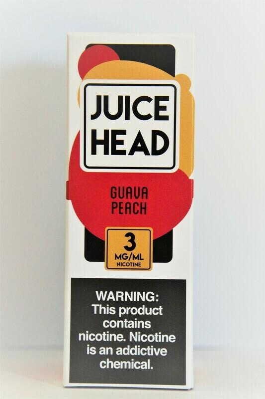 Juice Head- Guava Peach