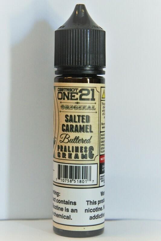 Detriot One- Salted Caramel