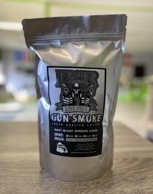 Dark Roast - Gun Smoke