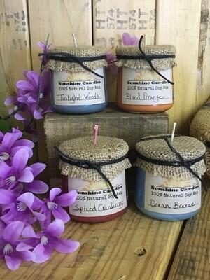 5oz Jar Candles