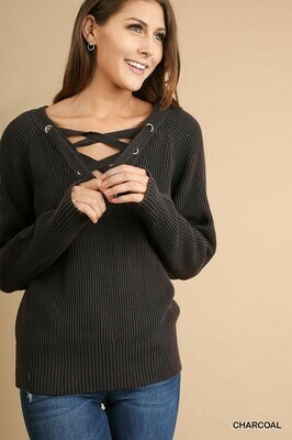 C0650 VNeck Sweater