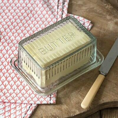 CTW - Covered Butter Dish