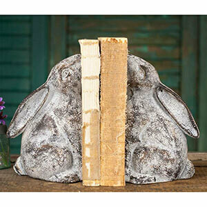 CTW - Bunny Book Ends