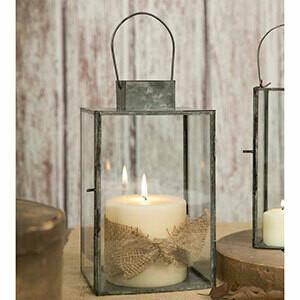 Large Hayworth  Lantern