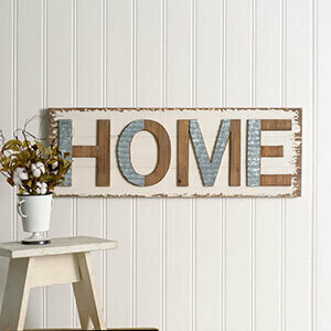 CTW - Home Wall Sign