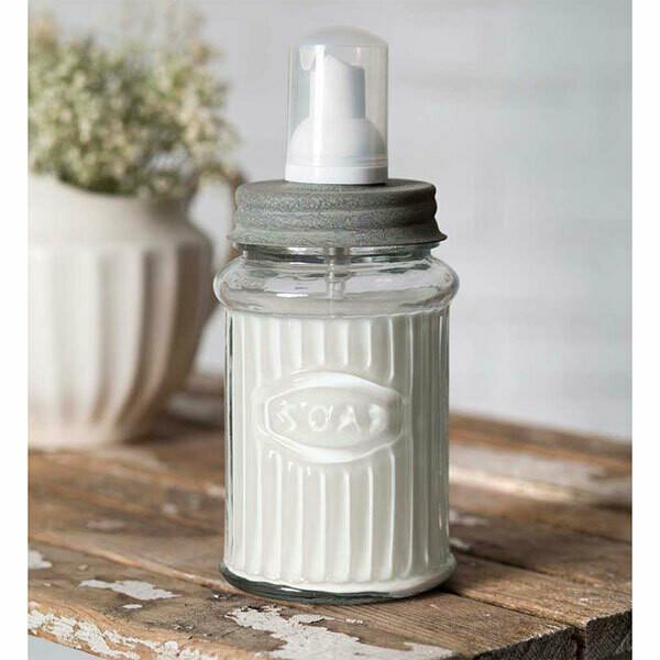 CTW - Hoosier Foaming Soap Dispenser Barn Roof Lid