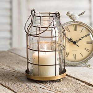 CTW - Quart Mason Jar Candle Cage