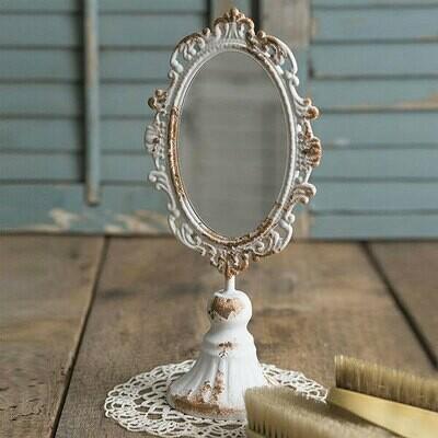 Victorian Tabletop Mirror