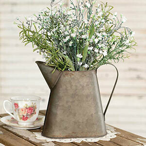 CTW - Small Metal Pitcher