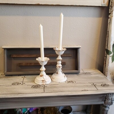 Set of Two Candle Holder