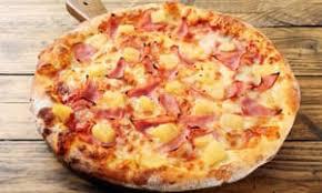 Pizza - Hawaiian