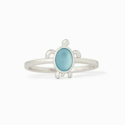 PV Turtle Rings - Size 6