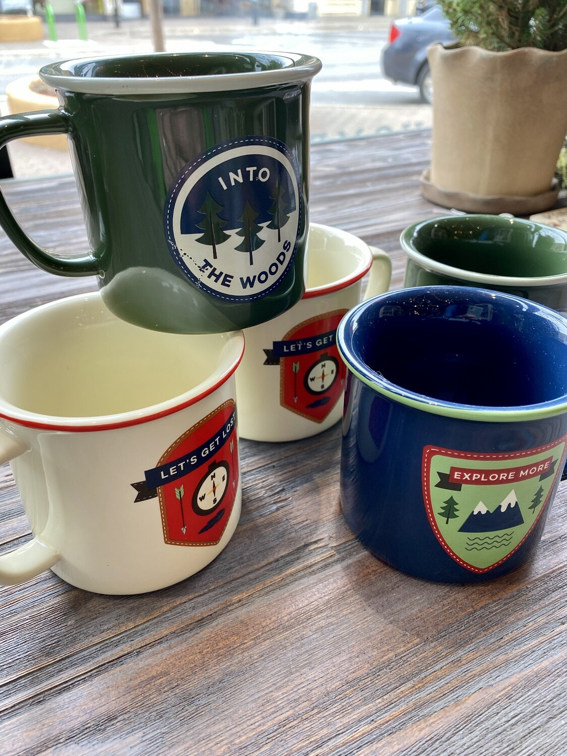 Great Outdoors Heritage Mugs