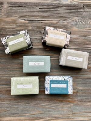 Magnolia Home Bar Soap
