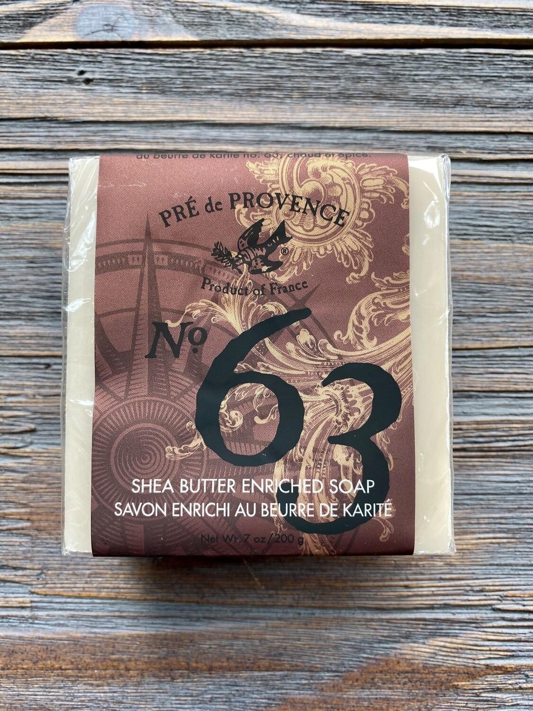 No. 63 Bar Soap