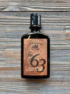 No. 63 Body Wash Shower Gel