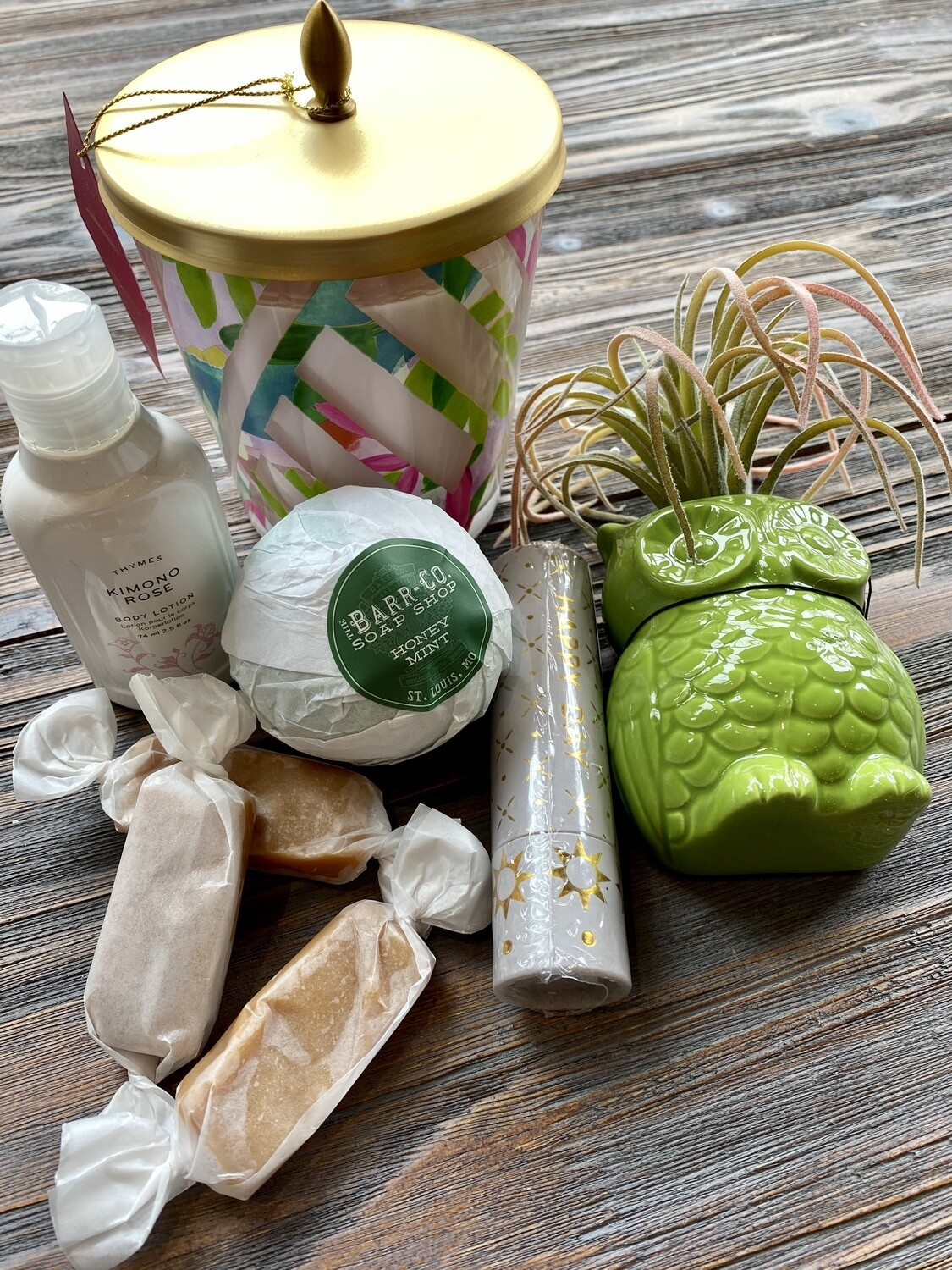 Mother's Day / Spring Day Gift Bag